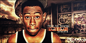Tyler The Creator by Anthrax817