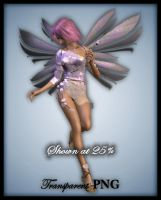 Pink Fairy 3-Figure Stock by shd-stock