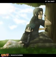 Uchihas 4EVA by zal-sanity