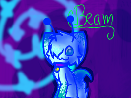 Beam the catial by Featherpool101