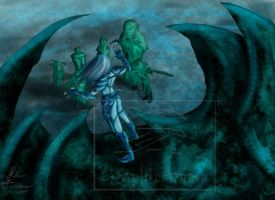 Mystere and Vagabonds by GraphicAnime