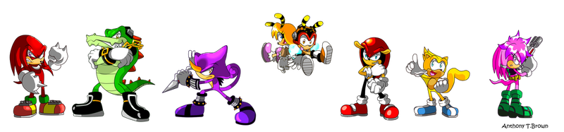 Chaotix by NextGrandcross