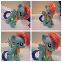 Dashie hair styled by LittleRock3DD