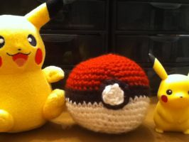 PIKACHU!! I CHOOSE YOU!! by magpie89