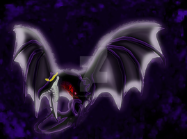 Medolth The Heartless Dragon by DarkMythicPsychicCat