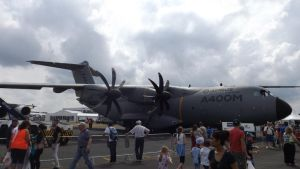 A400M Atlas (static display) by Dan-S-T
