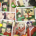 Ao No Exorcist Christmas by NarutoLover6219
