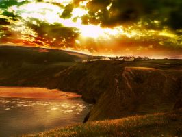 South Wales by zamar