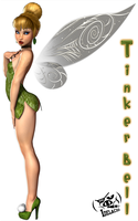 Tinker Bell Profile by Idelacio