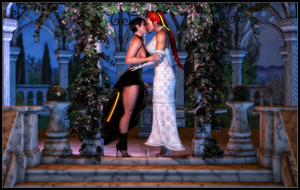Wedding Day, part two by Soviet-Superwoman