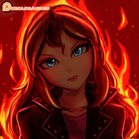 Inner fire by luminaura