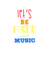 let's be free with music by keiZap