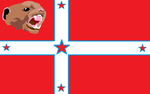 Flag of Stoat-Nation by Young-stoaty-chap