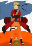 Naruto Arrives Minimalist by DefiningArtz