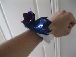 Duct Tape Corsage by Brutechieftan