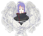NS-Konan Angel by CrystleIceFire