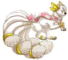 tails tails tails by Citriel