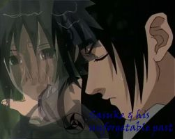 Sasuke His Unforgettable Past by itachi3054