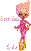 Super Bass by dpdee
