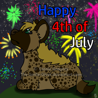 Happy 4th of July 2015 by The-Smile-Giver