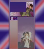 Request: England YTBG by Yumi19960823