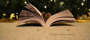 The love of reading by SamanthaRoseCPhoto