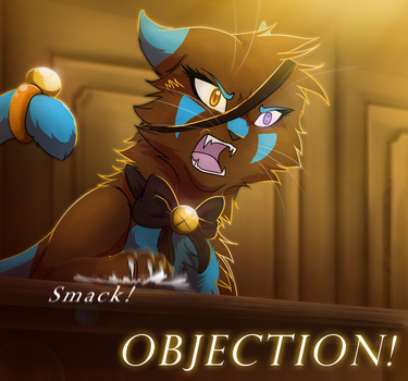 Objection! by RiverSpirit456
