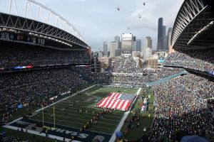 Redskins at Seahawks 1 by Schultzy0023