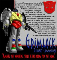 Grimlock Profile by NightyIcons