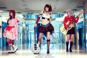 The Melancholy of Haruhi Suzumiya by NatalieCartman
