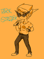Dirk Strider by ChainedMace