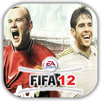 FIFA 12 Game Icon by Wolfangraul