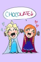 Chocolate Fan! by G3N3