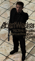 Wesker No Shades Pack by a-m-b-e-r-w-o-l-f