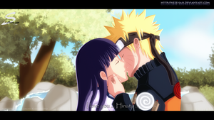 .: Naruto and Hinata :. by Neee-san