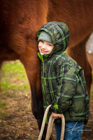 A Boy and His Horse by tanikel