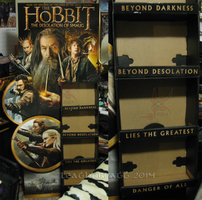 Hobbit DoS Display by Leathurkatt-TFTiggy