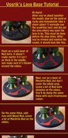 Lava Base Tutorial by Vosrik
