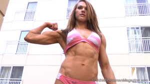 Lauren Lillo 3 by TheMuscleGG