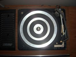 record player 2 by DonkeeStock