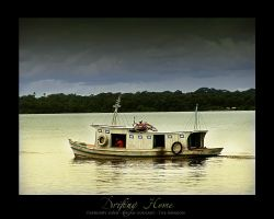 DRIFTING HOME by micahgoulart