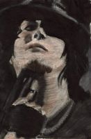 Synyster's Suicide-oil Pastel- by RomancedWithWhispers