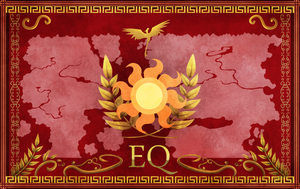 flag of Equestrian Empire by Yakovlev-vad
