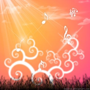 Afternoon Music by ioworld
