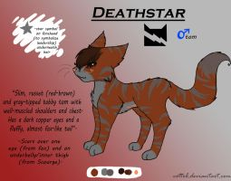 Deathstar's Official Reference Sheet by PurryProductions-Inc