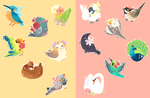 smoll [merch links added!] by hawberries
