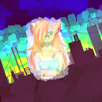 midnight city by tealgoodra