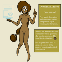 The Sanctum - Nonima Limited judge ref by Fluna