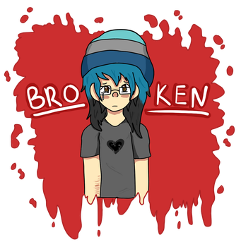 Broken by LoveRunsStrong