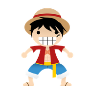 Monkey D. Luffy by athenabeta